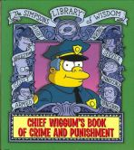 Chief Wiggums Book Of Crime And Punishment HB
