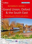 01 Grand Union,Oxford and The South East Nicholson Guide New Edn Jan 16
