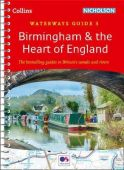 Birmingham & the Heart of England Waterways Guide No.3 2018 edn