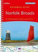 Norfolk Broads Waterways Guide 2018 edn