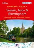 Severn, Avon & Birmingham Waterways Guide No.2 2018 edn