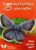 I-Spy Butterflies and Moths reprint March 2021