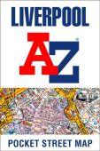 Liverpool Pocket Street Map