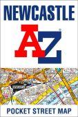 Newcastle Upon Tyne Pocket Street Map