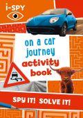 I-Spy On a Car Journey Activity Book
