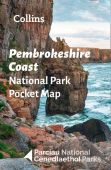Pembrokeshire Coast National Park Pocket Map NYP 04/21