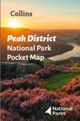 Peak District National Park Pocket Map