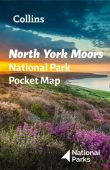 North York Moors National Park Pocket Map