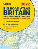 2022 Big Road Atlas Britain A3 PB