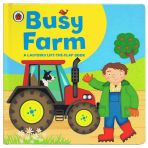 Busy Farm Lift the Flap