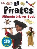 Pirates Ultimate Sticker Book