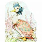 Jemima Puddle-Duck Oversized Board Book