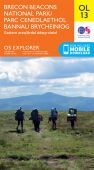 EXP OL 13 Brecon Beacons National Park - Eastern area