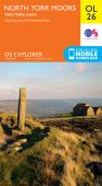 EXP OL 26 North York Moors - Western area