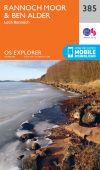 EXP 385 Rannoch Moor and Ben Alder