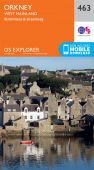 EXP 463 Orkney West Mainland