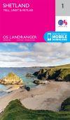 LR 001 Shetland - Yell, Unst and Fetlar