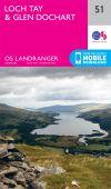 LR 051 Loch Tay and Glen Dochart