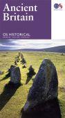 Historical Ancient Britain Map