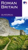 Historical Roman Britain Map