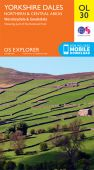 EXP OL 30 Yorkshire Dales - NthCentral areas