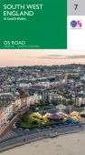 R7 South West England Road Map