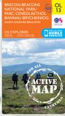 EXP OL 13 Brecon Beacons National Park Eastern ACTIVE