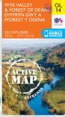 EXP OL 14 Wye Valley and Forest of Dean ACTIVE