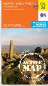EXP OL 26 North York Moors - Western Area ACTIVE
