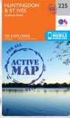 EXP 225 Huntingdon and St.Ives Grafham water ACTIVE