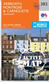 EXP 382 Arbroath Montrose and Carnoustie ACTIVE