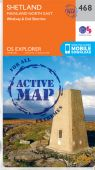 EXP 468 Shetland  Mainland North East ACTIVE