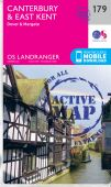 LR 179 Canterbury and East Kent ACTIVE