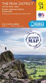 EXP OL 24 Peak District - White Peak Area ACTIVE