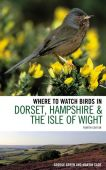 Dorset, Hampshire and Isle of Wight Where To Watch Birds