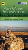 WM 18 West and Central Brecon Beacons