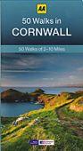 50 Walks Cornwall