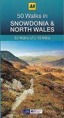 50 Walks Snowdonia and North Wales