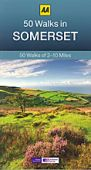 50 Walks Somerset