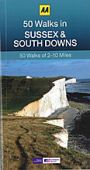 50 Walks Sussex and South Downs