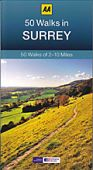 50 Walks Surrey