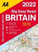 Big Easy Read Atlas Britain A3 Spiral 2022