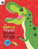 My Dinosaur Infographic Sticker Activity