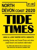 North Devon Coast Tide Times 2020