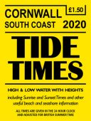 Cornwall South Coast Tide Times 2020