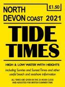 North Devon Coast Tide Times 2021