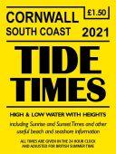 Cornwall South Coast Tide Times 2021
