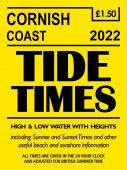 Cornish Coast Tide Times 2022