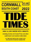 Cornwall South Coast Tide Times 2022