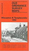 Wincanton and Templecombe 1902 65.16  Folded